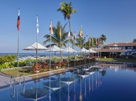 Coral Sands Hotel, resort in Hikkaduwa