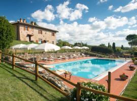 Il Coltro, country house in San Gimignano