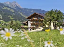 Landhotel Untermüllnergut, hotel in Dorfgastein
