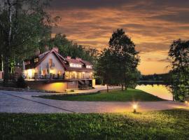 Vila Gervalis - Renginių ir poilsio centras, resort in Klykiai