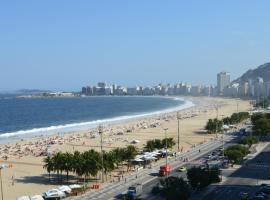Hotel Rio Lancaster, hotel in Copacabana Beach, Rio de Janeiro