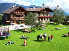 Kinder-Bauernhof Ederbauer, Budget-Hotel in Flachau