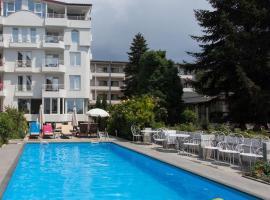 Villa Jordan, отель в Охриде