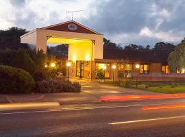 Motel Mount Gambier: Mount Gambier şehrinde bir otel