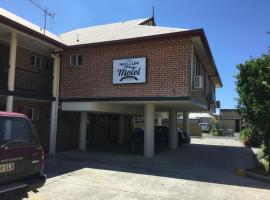 The Mullum Motel, hotel in Mullumbimby