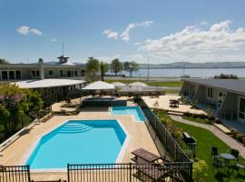 The Anchorage Resort – Heritage Collection, motel in Taupo