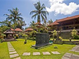 Hotel Villa Ubud, resort in Ubud