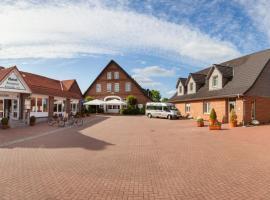 Landhotel Zur Linde, отель в городе Верден