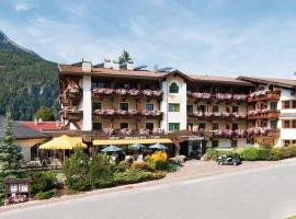 Wellness & Sporthotel Alpenhof, pet-friendly hotel in Ehrwald