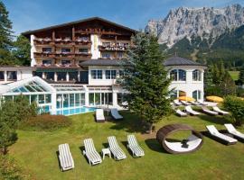 Wellness & Sporthotel Alpenhof, Hotel in der Nähe von: Tiroler Zugspitz Golf, Ehrwald