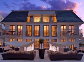 Suite Hotel Binz Familienhotel Rügen klimaneutral, Hotel in Binz