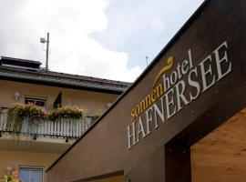 Sonnenhotel Hafnersee, Hotel in der Nähe von: Wallfahrtskirche Maria Wörth, Keutschach am See