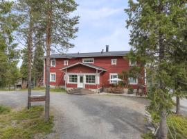 Wilderness Hotel Papin Talo, guesthouse Rukalla