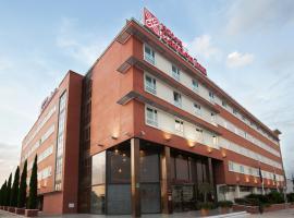 Hilton Garden Inn Málaga, hotel en Málaga
