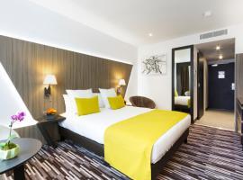 Néméa Appart'Hôtel Résidence Concorde, appart'hôtel à Toulouse