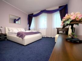 Zajazd Monki – hotel w mieście Mońki