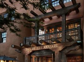 Rosewood Inn of the Anasazi, hotel in Santa Fe