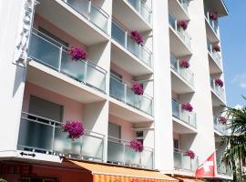 Hotel Dischma, hôtel à Lugano