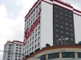 Summit Hotel Bukit Mertajam, hotel in Bukit Mertajam