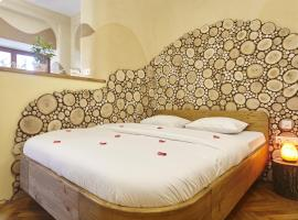Wellness Apartment De Luxe, apartmán v destinaci Liberec