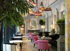 Ham Yard Hotel, Firmdale Hotels, hotel near Savoy Theatre, London