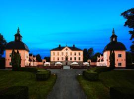 Hesselby Slott, hotel near Drottningholm Palace, Stockholm