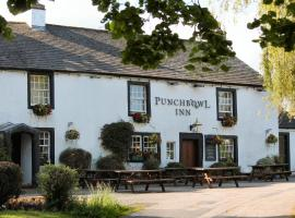 The Punchbowl Inn, glamping site in Askham