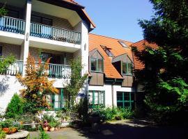 Hotel An den Bleichen, Hotel in Stralsund