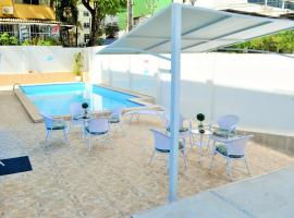 Hotel Americas, hotel near INACE - Naval Industry of Ceara State, Fortaleza
