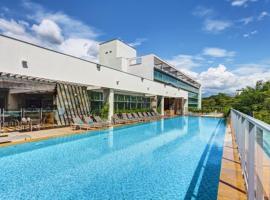 Estelar Villavicencio Hotel & Centro De Convenciones, hotel in Villavicencio