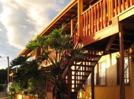 Hotel El Atardecer, hotel en Monteverde