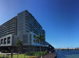 Cairns Private Apartments, hotel near Cairns Marlin Marina, Cairns