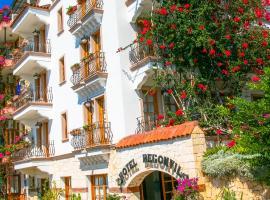 Hotel Begonvil, отель в Каше