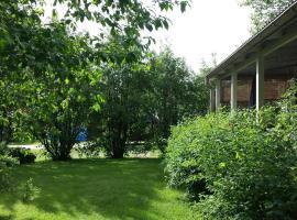 Villa Gården, hotell i Vidsel