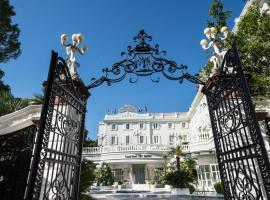 Grand Hotel Des Bains, hôtel à Riccione