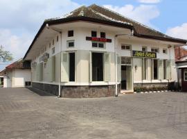 Hotel Besar Purwokerto, hotel di Purwokerto