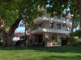 Hotel Ifigenia, hotel in Leptokarya