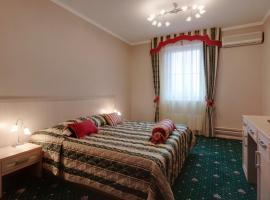 Hotel Voyage Park, hotel near Arkhangelskoye Estate, Moscow