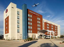 SpringHill Suites Houston Intercontinental Airport, отель в Хьюстоне