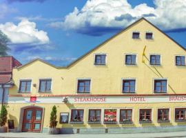 Hotel zur Isar, hotel i Plattling