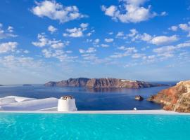 Katikies Santorini - The Leading Hotels Of The World, hotel en Oia