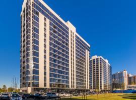 Salut Rent Apartments, отель рядом с аэропортом Аэропорт Пулково - LED