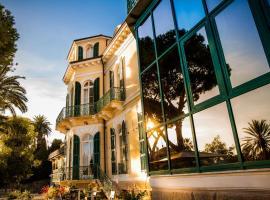 Villa Sylva & Spa, hotel in Sanremo