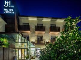 JO Hotel Wellness & Spa, hotel poblíž významného místa Golfový klub Lignano, Marano Lagunare