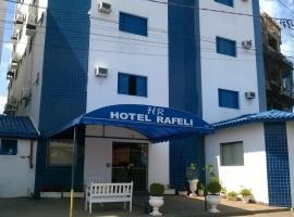 Hotel Rafeli, hotel em Boituva