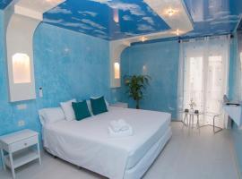 Hostal Palacio Madrid, habitación en casa particular en Madrid