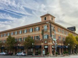 The Agrarian Hotel; Best Western Signature Collection, hotel in Arroyo Grande