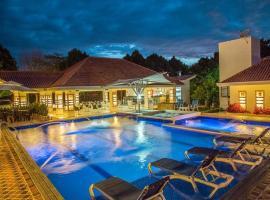 Hotel Boutique Duranta, hotel in Villavicencio