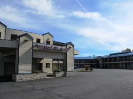 Sugarloaf Mountain Motel, motel in Bend
