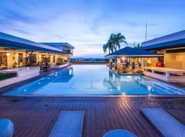 L'Fisher Hotel Bacolod, отель в городе Баколод